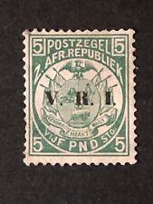 Transvaal 1900 S.G. 237 L5 Mint O.G. w/ 1904 RPSL Certificate