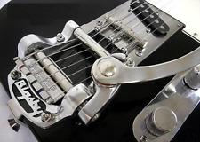 Bigsby B5 Tremolo Vibramate V5TEAS & String Spoiler 4 Fender Telecaster Standard