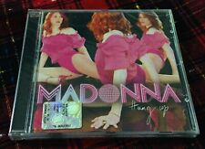 Madonna Hung Up CD Nuovo Sigillato Warner Bros 2005