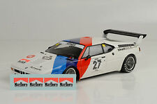 BMW M1 E26 Procar Series 1979 Jones Decals für 1:18 Minichamps / kein / no car