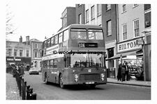 pt6568 - Bus to Aylesbury , Buckinghamshire - photo 6x4