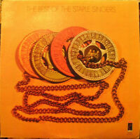 The Best Of The Staple Singers, vinyl LP, Stax ‎– STS-5523