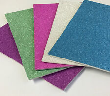 Premier Activity A4 250gsm Glitter Card 10 Sheets - Green