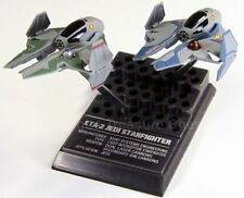 F-TOYS STAR WARS VEHICLE 5 ETA-2 JEDI STARFIGHTER 1:144 MODEL SW_5.5