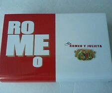 "ROMEO  Y JULIETA ""empty cigar box"""