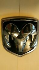 "Dodge Neon ""Ram""Logo, Plastic, Front Bumper Mounted"