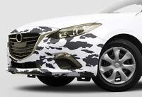 CAR CAMO KIT GRAPHICS VINYL DECALS STICKERS CAMOUFLAGE VINYL CAR VAN BIKE WALL