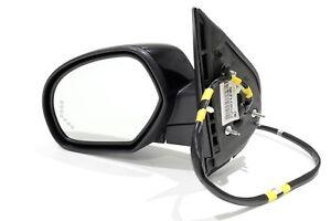 OEM NEW Power Folding Turn Signal Side View Mirror Left Driver 07-08 GM SUVs