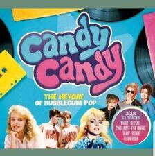 80s Candy Candy 3CD album eighties pop gift best of wham Blondie Billy Joel NEW