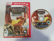 DUNGEONS & DRAGONS ONLINE STORMREACH JUEGO PC DVD-ROM ESPAÑOL ATARI