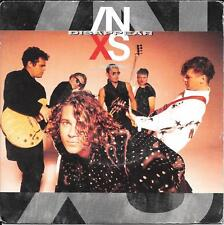 """45 TOURS / 7"""" SINGLE--INXS--DISAPPEAR / MIDDLE BEAST--1990"""