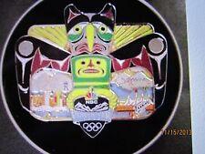 "FAZZINO  2010 VANCOUVER OLYMPIC PIN ""THUNDERBIRD"" SEALED WORLDWIDE SHIPPING"