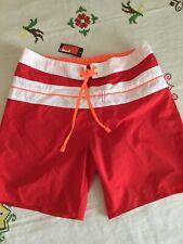 CALZEDONIA - Coast to Coast - Costume Boxer col. Rosso e Bianco mis.M Nuovo!!!