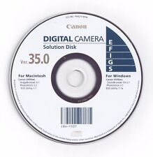 Canon Digital Camera Solutions Disk ver 35.0