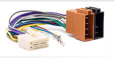 CARAV 15-102 Adapterkabel Stecker universal ISO für Clarion AX DB DXZ Autoradio