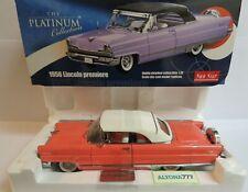SunStar Platinum 1/18 Lincoln Premiere Closed Convertible 1956 DIECAST CAR MODEL