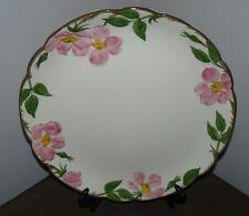 "Franciscan Desert Rose 12"" Chop Plate Platter Charger California Backstamp Mark"