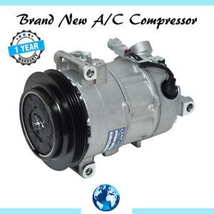 2008-2009 Pontiac G8 6.0L, 2009 Pontiac G8 6.2L New A/C Compressor