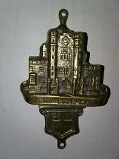 Vintage ST. JAMES PALACE Brass Door Knocker