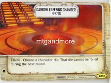 Star Wars Destiny - 1x #151 carbon-freezing Chamber-Spirit of Rebellion