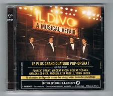 ♫ - IL DIVO - A MUSICAL AFFAIR - CD + DVD - 2014 - NEUF NEW NEU - ♫