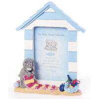 Me To You Bear Tatty Teddy Seaside Beach Hut Photo Frame - New In Box