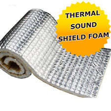 Adhesive Sound Deadening Heat Insulation Materials For Automotive Home Roof Pipe