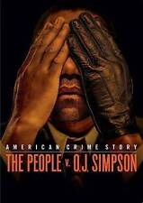 American Crime Story: The People v. O.J. Simpson (DVD, 2016, 4-Disc Set)