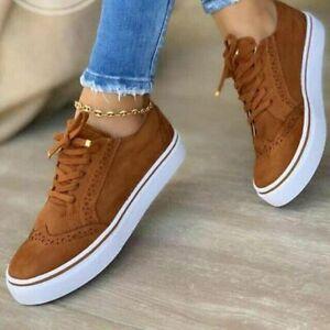 Women Flats Shoes Women's Casual Shoes Female Platform Suede Shoes Comforts Shoe
