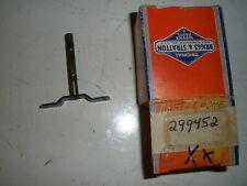 Briggs & Stratton Gas Engine Choke Shaft 299452 New Old Stock Vintage
