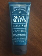 DR. CARVER'S EASY SHAVE BUTTER - 6 OZ. - BRAND NEW, FREE SHIPPING