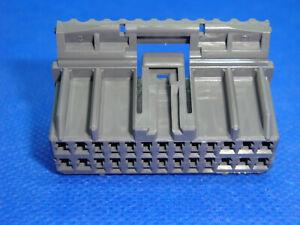 DEFENDER 10AS Alarm / Central Locking ECU GREY 26-Way Connector & Terminals