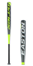 Easton Salvo 34 26 ASA USSSA Dual Softball Bat End Loaded SP15SVAU Helmer Flex