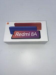 Redmi 8A - 2GB/32GB - MIDNIGHT BLACK-  DUAL SIM - Unlocked Smartphone
