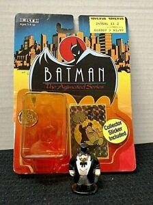 The Penguin Ertl Die Cast Figure/Batman the Animated Series/Loose w Package
