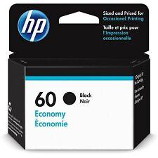 HP 60 | Ink Cartridge | Black | Economy Size | B3B05AN