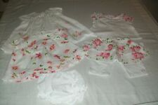 Baby girl small bundle with dresses & outfit from Emile et Rose all age 1m