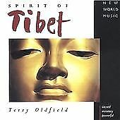 TERRY OLDFIELD (Mike Oldfield) SPIRIT OF TIBET - CD NEW & SEALED (FREE UK POST)