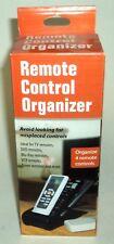 REMOTE CONTROL ORGANIZER Organize 4 Remotes New In Box
