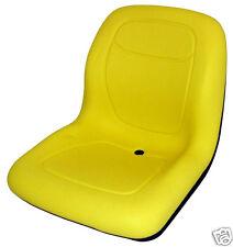 (2) TWO HIGH BACK SEATS FITS JOHN DEERE GATORS,HPX,4X4,4X2,6X4,XUV TX,TH,JD  #JR