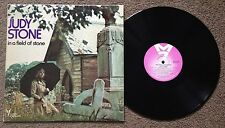 JUDY STONE - IN A FIELD OF STONE - OZ M7 LABEL LP - 1974