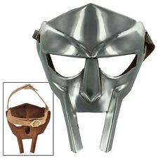 Mf Doom Rapper Madvillain Gladiator Mask Armor Replica