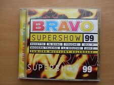 CD BRAVO SUPERSHOW '99 - Roxette,Modern Talking,Bad Boys Blue,Guano Apes,Oli P.
