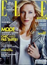 ELLE 2007: CATE BLANCHETT_MARIE GILLAIN_KATE MOSS_AÏSSA MAÏGA_BENOIT POELVOORDE