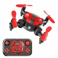 Rc Mini Drone for Kids and Beginners Portable Pocket Quadcopter Altitude Hold