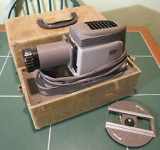 Argus 200 Slide Projector. Working Tested. New Bulb Fitted