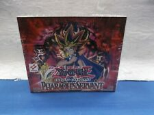 YUGIOH PHARAOH'S SERVANT Unlimited 24ct. Booster Box  New Factory Sealed
