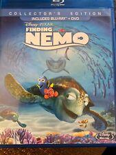 Finding Nemo (Blu-ray/Dvd, 2012, 3-Disc Set)