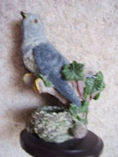 French The country bird collection,bird figure-ornament,The Cuckoo,02