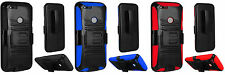 Clip + Hybrid Armor Case Phone Cover for Google Pixel / Nexus S1 / HTC Sailfish